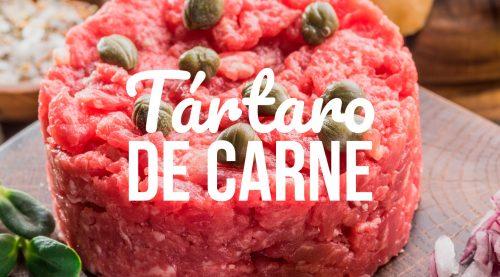 Tártaro de Carne